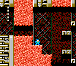 Mega Man Ultra - to get up there - User Screenshot